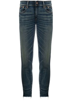 Ralph Lauren: Polo cropped skinny jeans