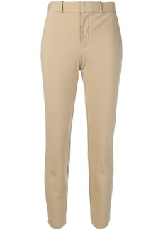 Ralph Lauren: Polo cropped skinny trousers
