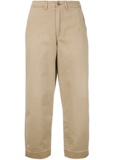 Ralph Lauren: Polo cropped trousers