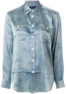 Ralph Lauren: Polo curved hem shirt
