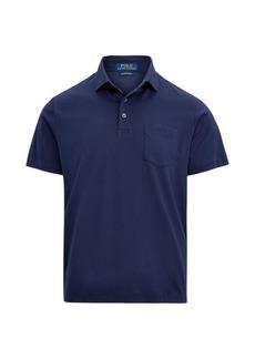 Ralph Lauren Polo Custom Slim-Fit Jersey Polo