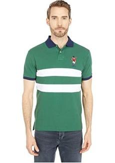 Ralph Lauren Polo Custom Slim Fit Polo Bear Polo Shirt