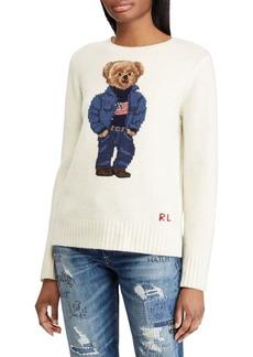Ralph Lauren: Polo Denim Bear Sweater
