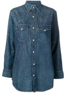 Ralph Lauren: Polo denim button shirt