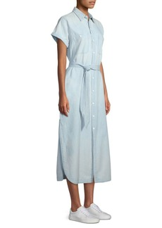 Ralph Lauren: Polo Denim Maxi Dress
