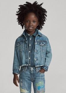 Ralph Lauren Polo Denim Trucker Jacket