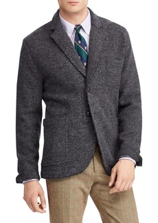 Ralph Lauren Polo Donegal Wool Blazer