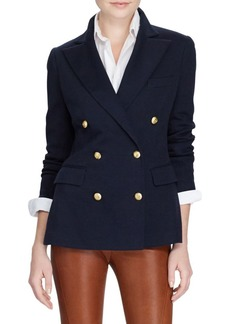 Ralph Lauren: Polo Double Breasted Corduroy Blazer