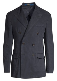 Ralph Lauren Polo Double-Breasted Sportcoat