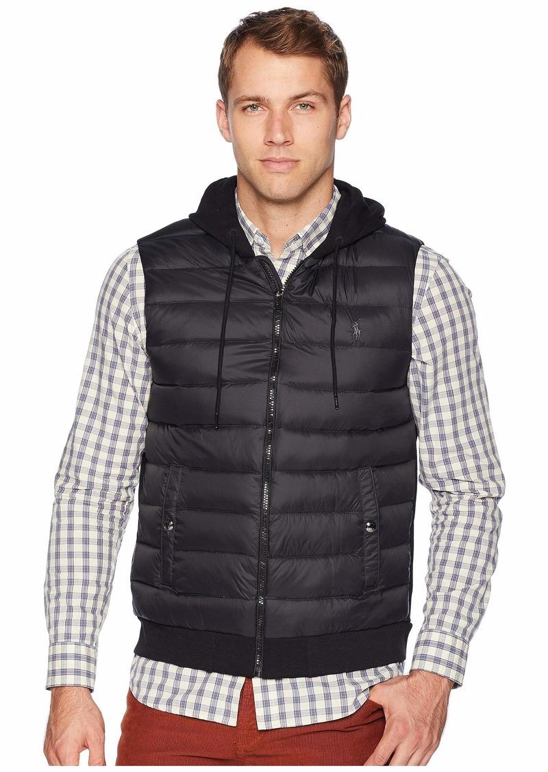 Ralph Lauren Polo Double Knit Tech Nylon Vest