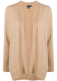 Ralph Lauren: Polo draped fitted cardigan
