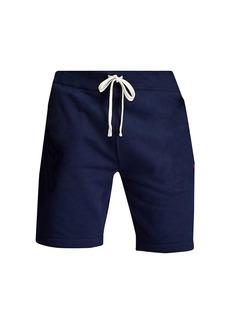 Ralph Lauren Polo Drawstring Fleece Shorts