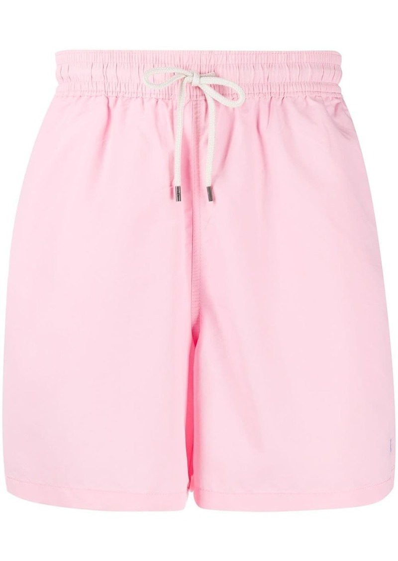 Ralph Lauren Polo drawstring swim shorts