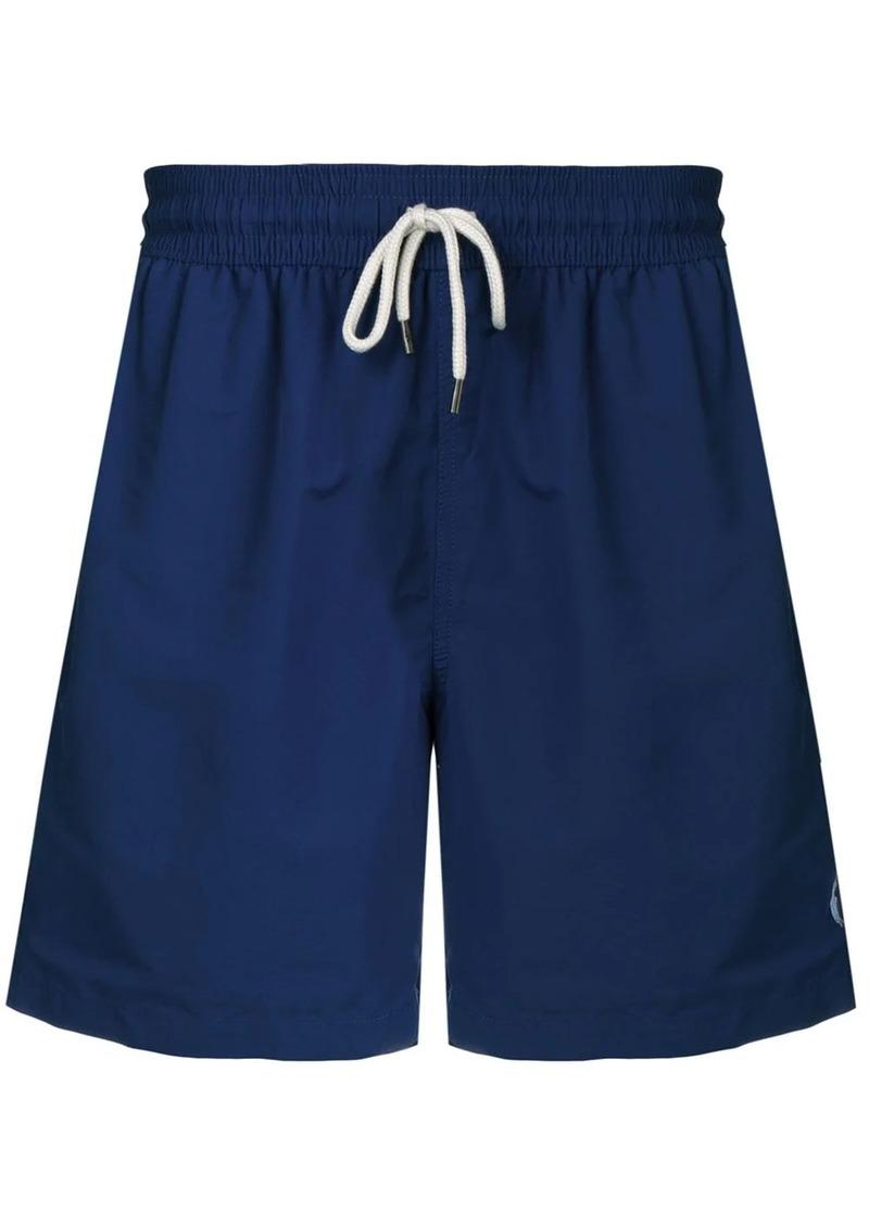 Ralph Lauren Polo drawstring waist swim shorts