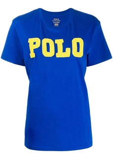 Ralph Lauren: Polo embellished logo t-shirt