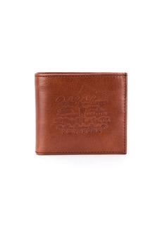 Ralph Lauren Polo embossed logo wallet
