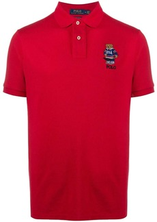 Ralph Lauren Polo embroidered bear polo shirt
