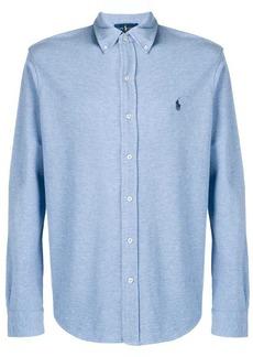 Ralph Lauren embroidered logo button-down shirt