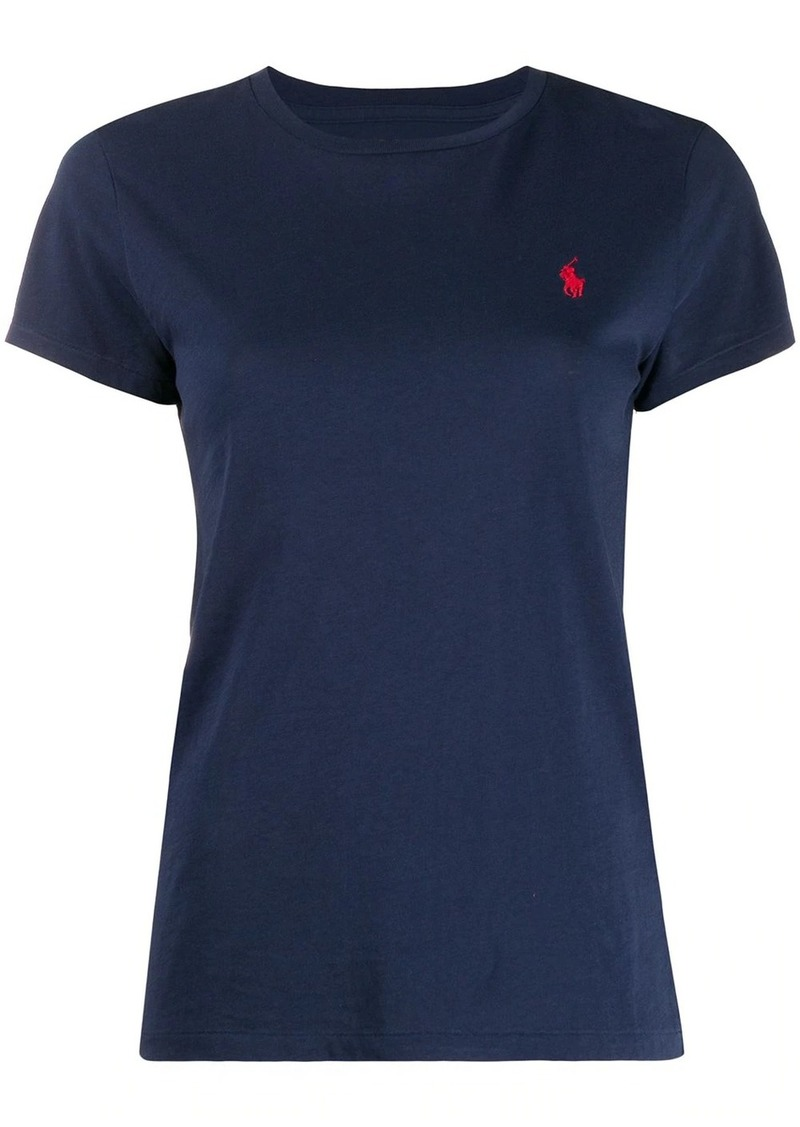 Ralph Lauren: Polo embroidered logo cotton T-shirt