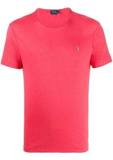 Ralph Lauren Polo embroidered logo crew-neck T-shirt