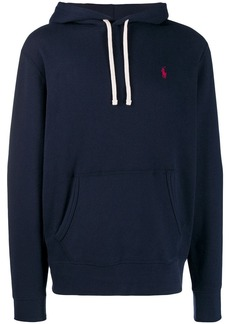 Ralph Lauren Polo embroidered logo hoodie