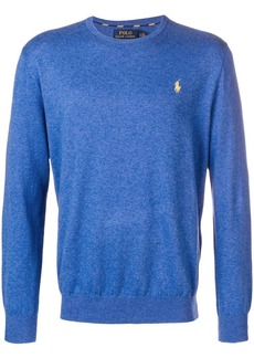 Ralph Lauren Polo embroidered logo jumper