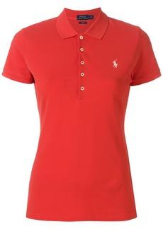 Ralph Lauren: Polo embroidered logo polo shirt