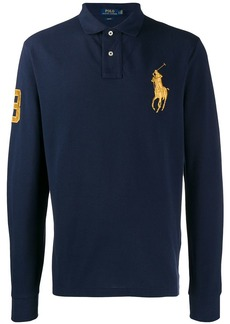 Ralph Lauren Polo embroidered logo polo shirt
