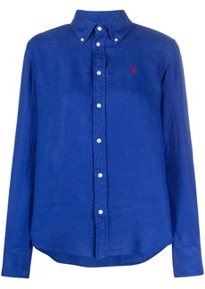 Ralph Lauren: Polo embroidered logo shirt