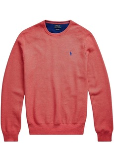 Ralph Lauren Polo embroidered logo sweater