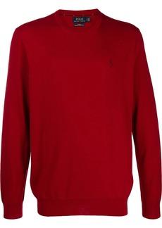 Ralph Lauren Polo embroidered logo sweatshirt