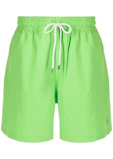 Ralph Lauren Polo embroidered logo swim shorts