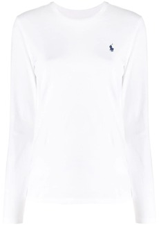 Ralph Lauren: Polo embroidered logo T-shirt