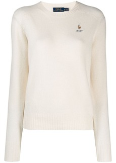 Ralph Lauren: Polo embroidered Polo jumper