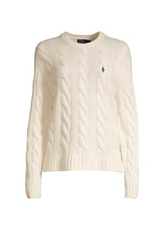 Ralph Lauren: Polo Exploded Cable Knit Sweater