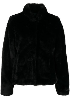 Ralph Lauren: Polo faux-fur jacket