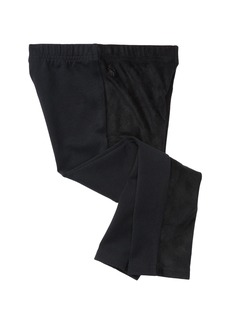 Ralph Lauren: Polo Faux Suede Leggings (Toddler)