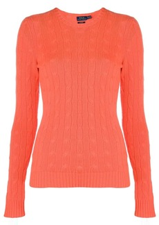 Ralph Lauren: Polo fine knit sweatshirt