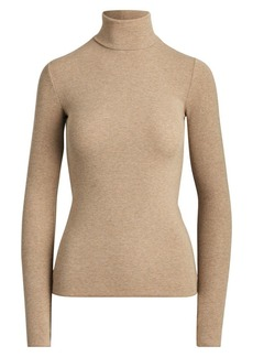 Ralph Lauren: Polo Fine Ribbed Turtleneck