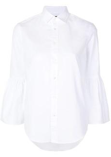 Ralph Lauren: Polo flared sleeve shirt