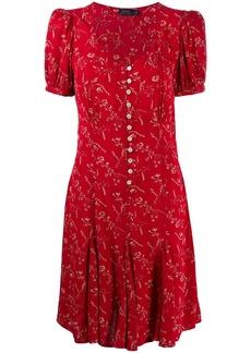 Ralph Lauren: Polo floral button dress
