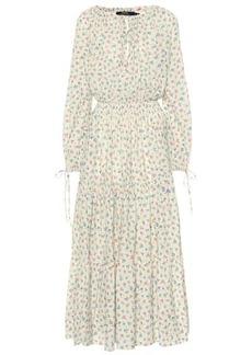 Ralph Lauren: Polo Floral cotton maxi dress