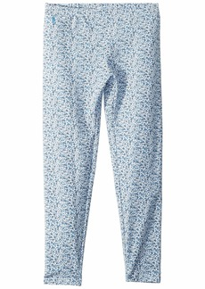Ralph Lauren: Polo Floral Jersey Leggings (Little Kids/Big Kids)