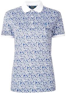 Ralph Lauren: Polo floral polo shirt