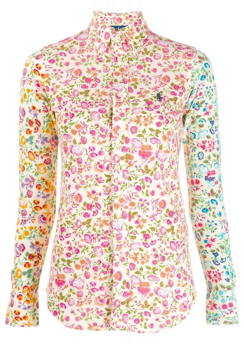 Ralph Lauren: Polo floral shirt