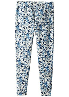 Ralph Lauren: Polo Floral Stretch Jersey Leggings (Little Kids/Big Kids)