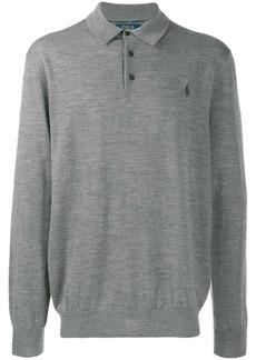 Ralph Lauren Polo front button placket jumper