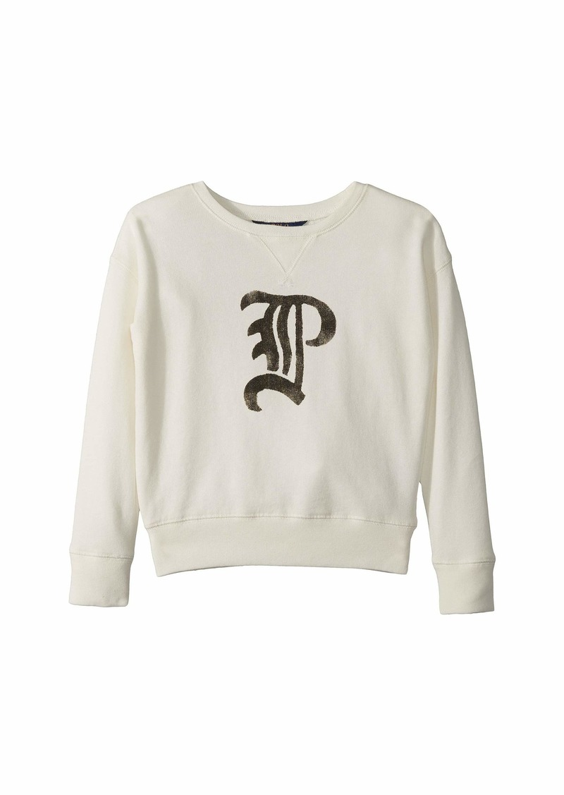 033be010e On Sale today! Ralph Lauren  Polo Graphic Terry Sweatshirt (Little ...