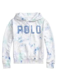 Ralph Lauren: Polo Graphic Tie-Dye Hoodie