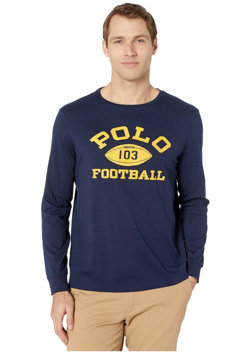 Ralph Lauren Polo Grays Hall Long Sleeve T-Shirt